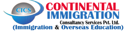 Continental Immigration Logo